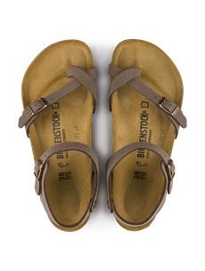 Birkenstock Taormina thong sandal, brown
