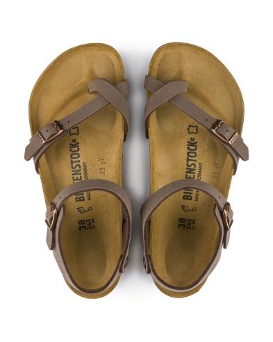Birkenstock sandalo Taormina marrone