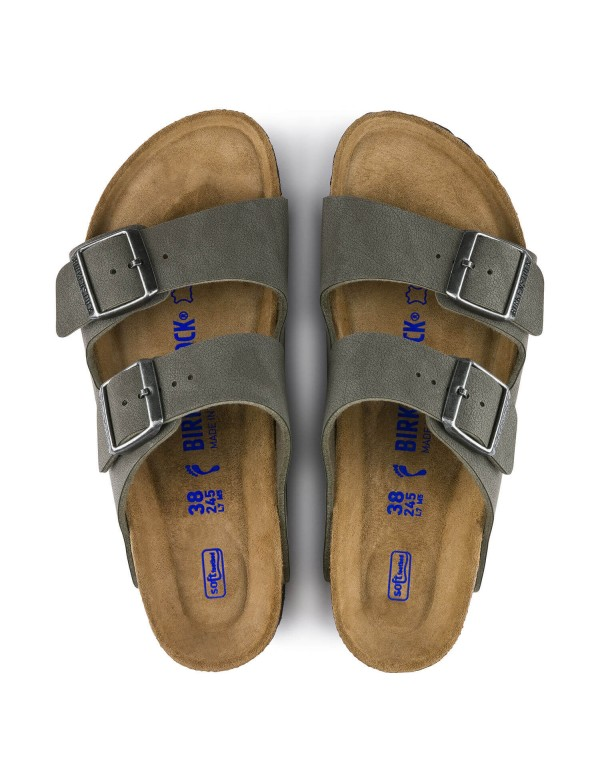 Birkenstock Arizona sandal, soft footbed