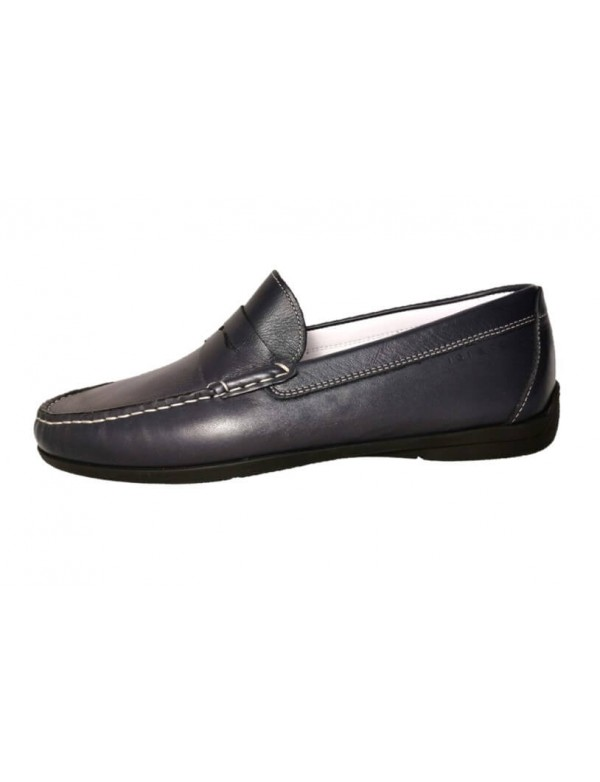 Mens loafers, made in Italy