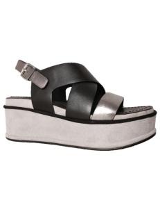 Sandali zeppa eleganti