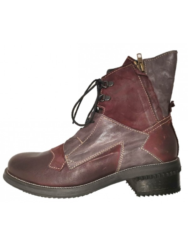 Italian handmade boots for ladies, by Clocharme