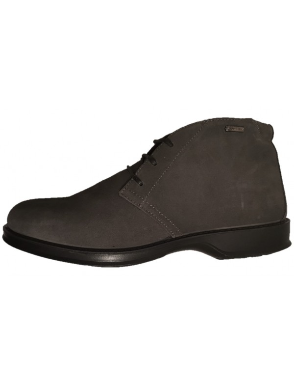 Gore tex ankle boots for men, by Igi&Co, made in Italy
