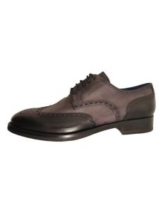Scarpe bicolore eleganti da uomo
