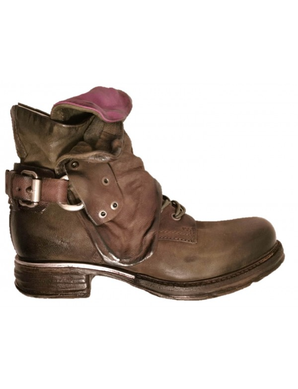 AS 98 shoes for women, combat boot style