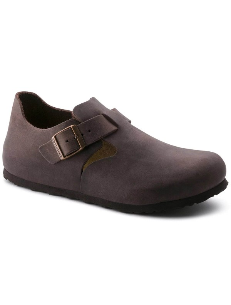Birkenstock London shoes, habana