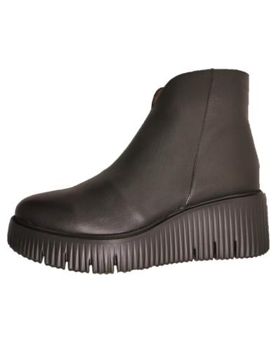 black fashion boots ladies