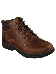 Skechers boots for men, Garnet, CDB