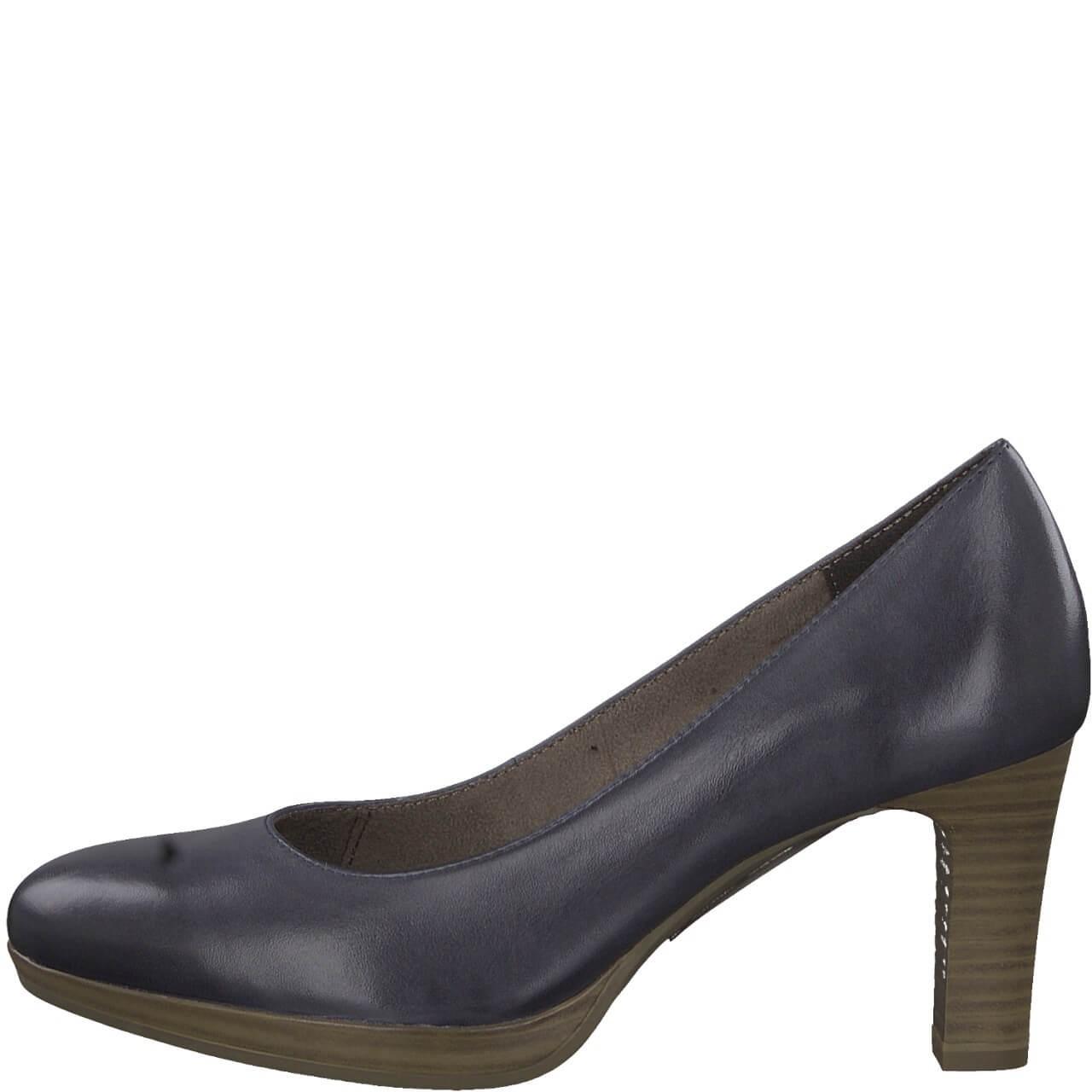 Navy Pumps for Women | Tamaris Shoes | Online Italian Store