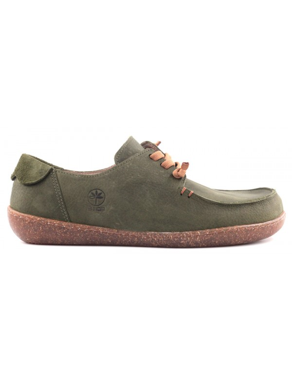 Green shoes for men