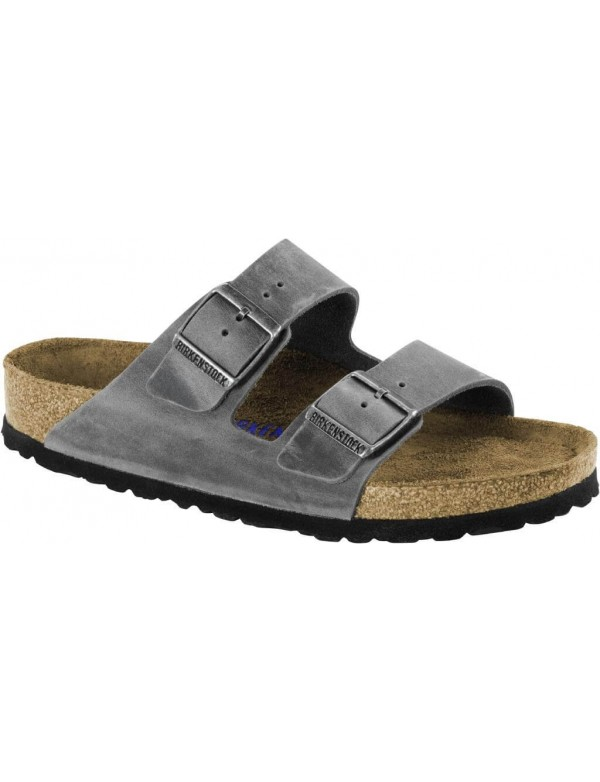 Sandals Birkenstock Arizona, iron
