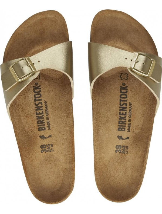 Birkenstock Madrid sandal, bordeaux