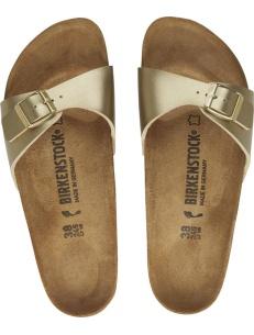 Birkenstock sandalo Madrid bordeaux