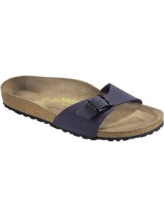 Birkenstock Madrid sandal, navy blue