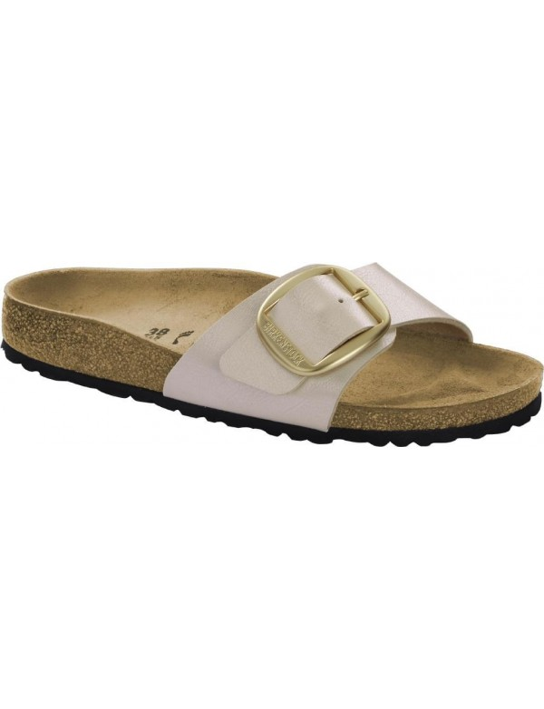 Pianelle Birkenstock Madrid big buckle