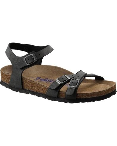 Birkenstock Kumba sandal, brushed black