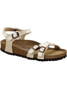 Birkenstock Kumba sandal, pearl white