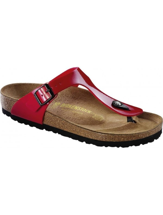 Birkenstock sandalo Gizeh tango red
