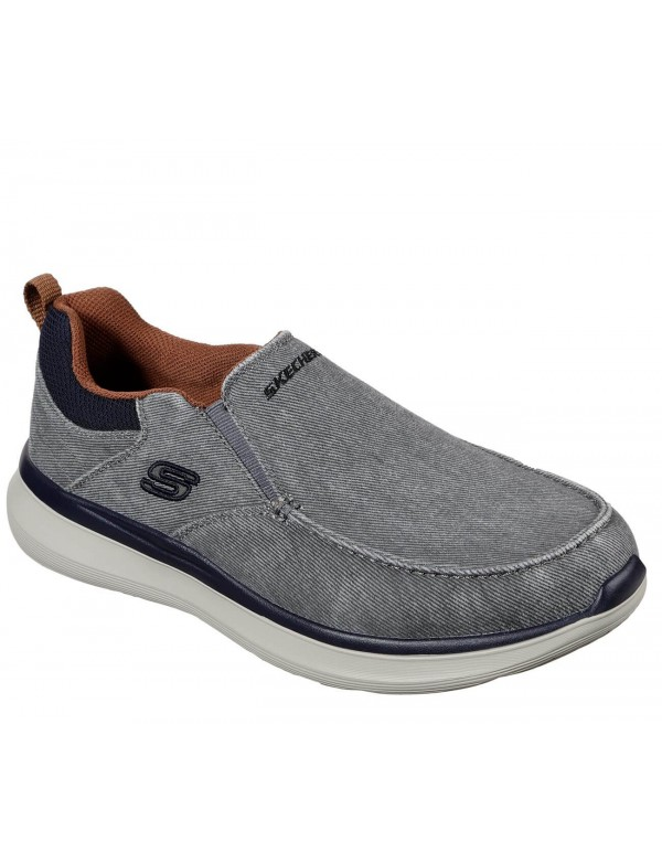Summer loafers for men, Delson Skechers