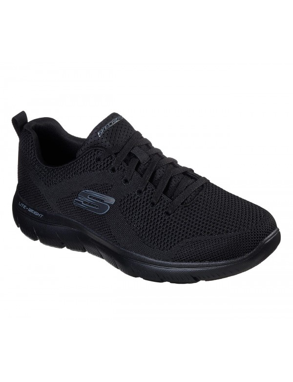 Skechers Summits Brisbane, black