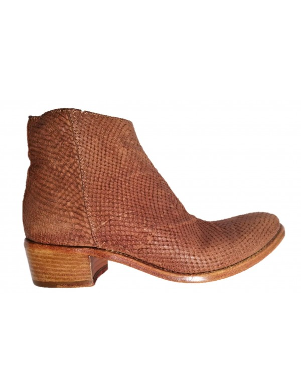 Viper ankle boots for ladies