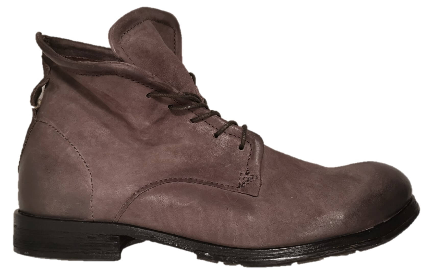 Grey boots for men