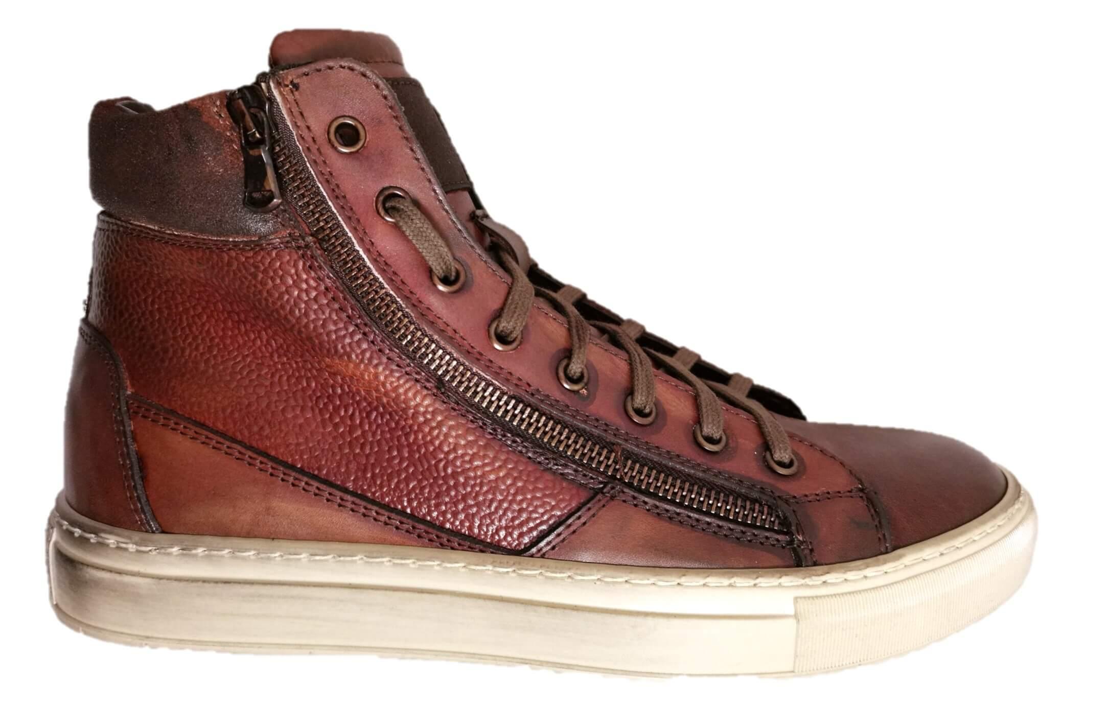Sneaker marroni