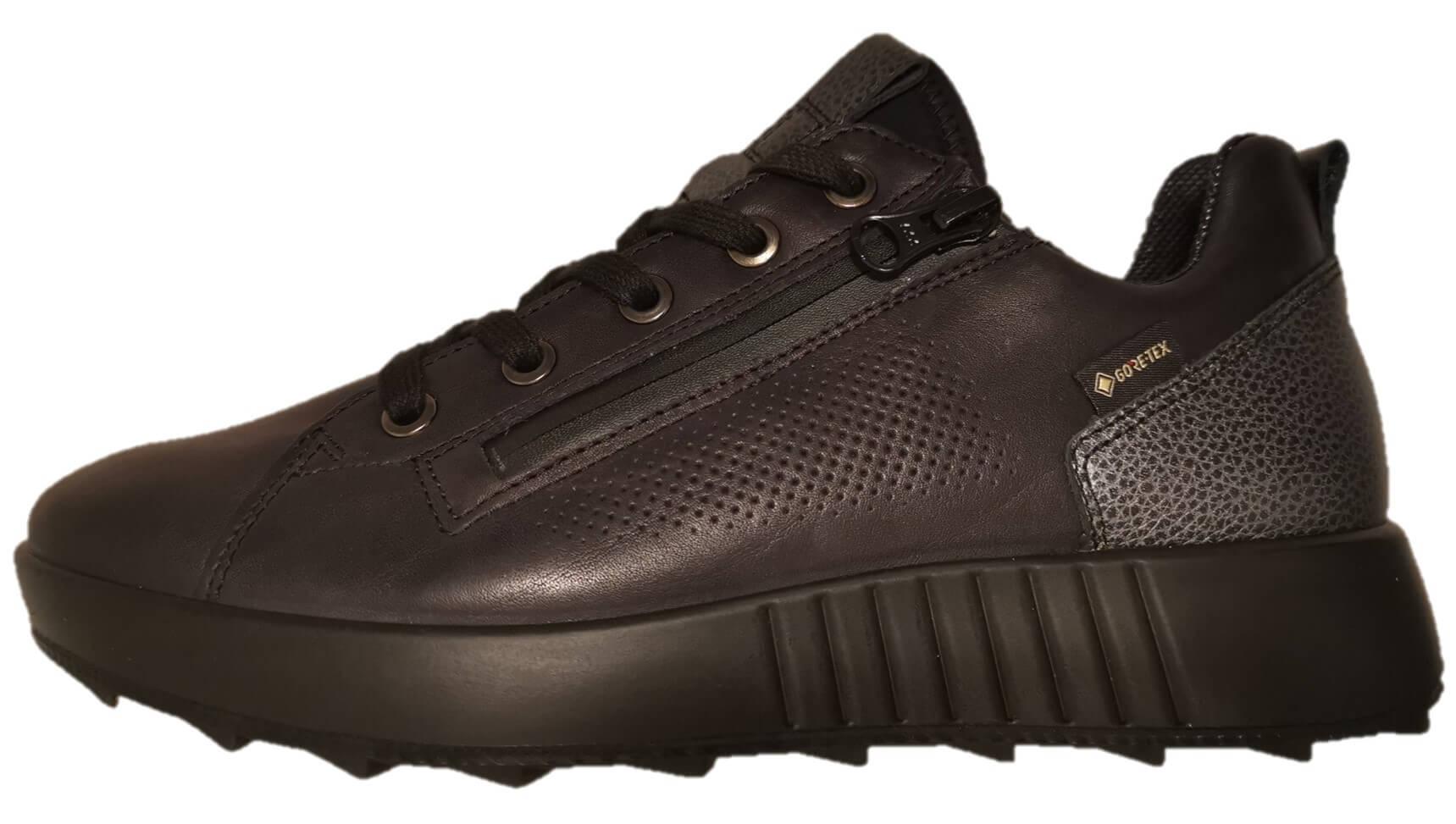Black Gore-Tex shoes
