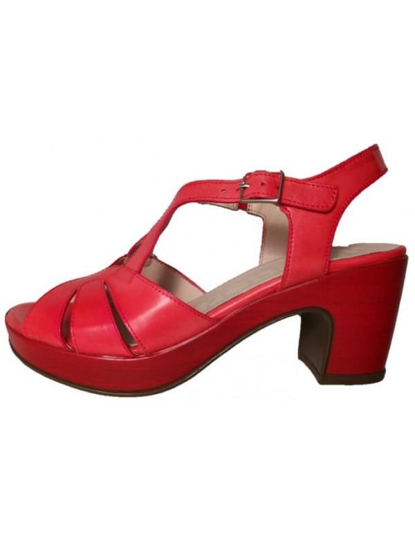 Sandali block heel