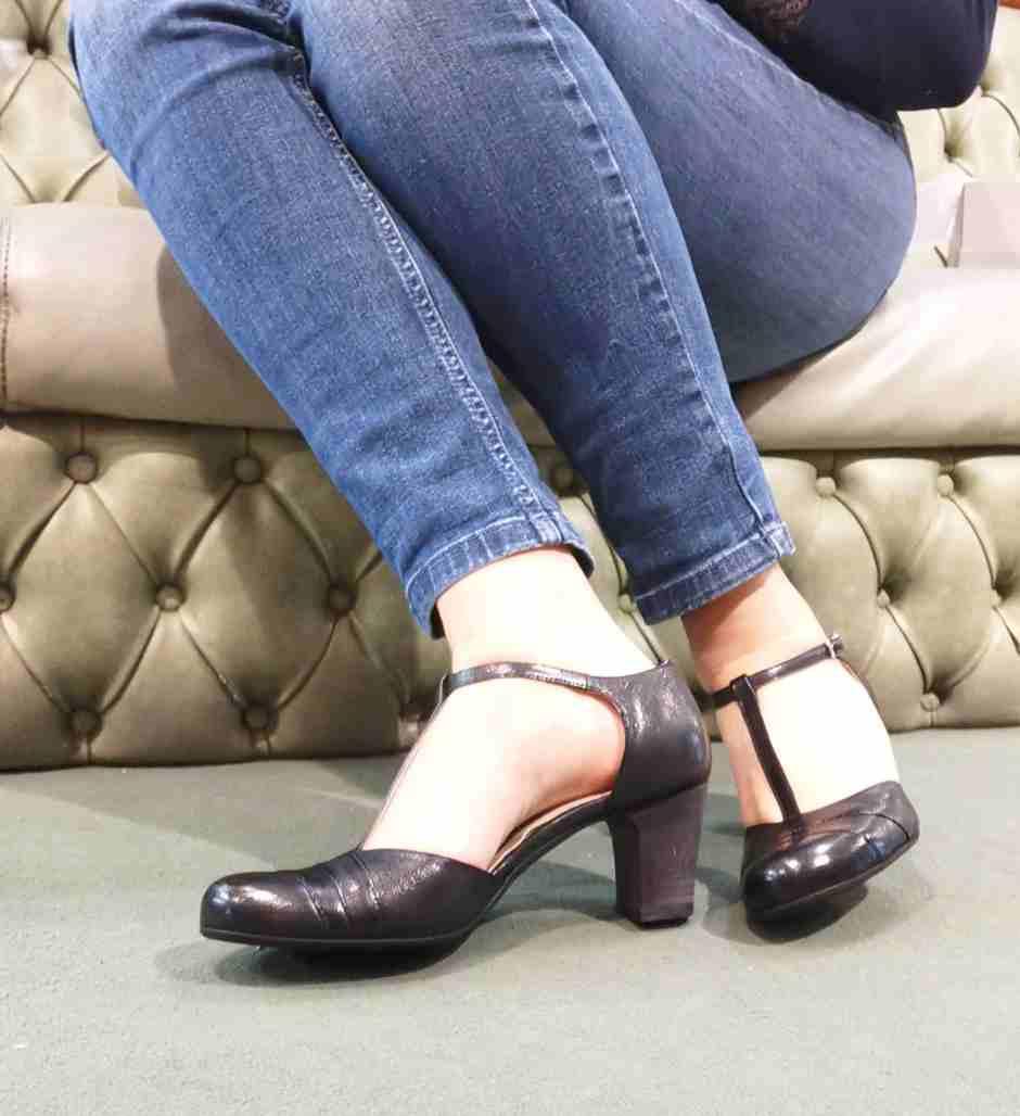 Shoes , heels and self esteem