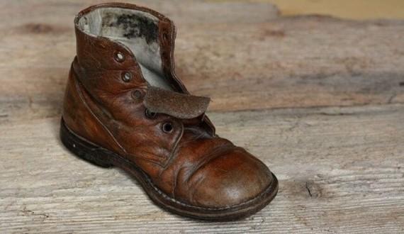 Le scarpe cedono?