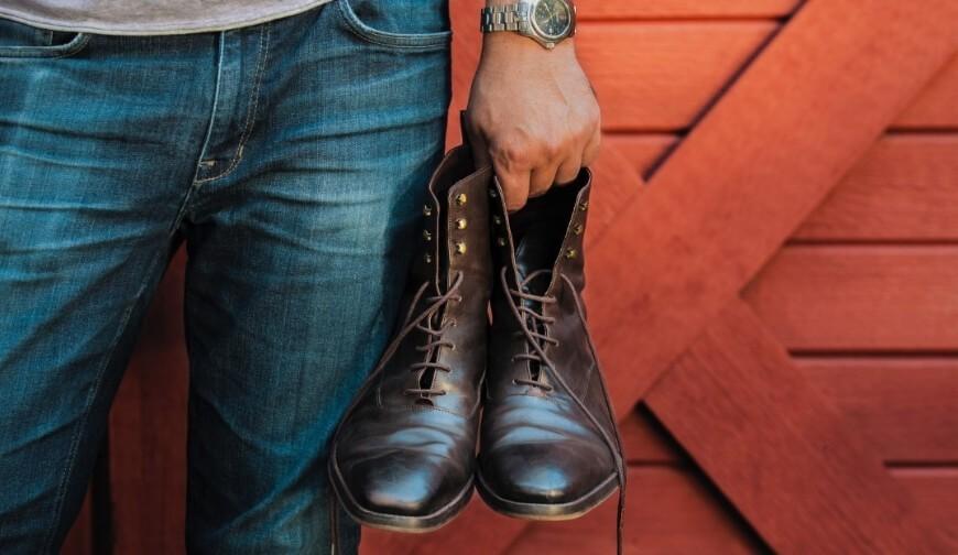 Abbinare le scarpe da uomo Valentina Calzature Firenze