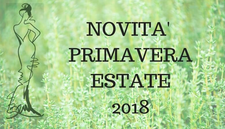 Scarpe Primavera Estate 2018