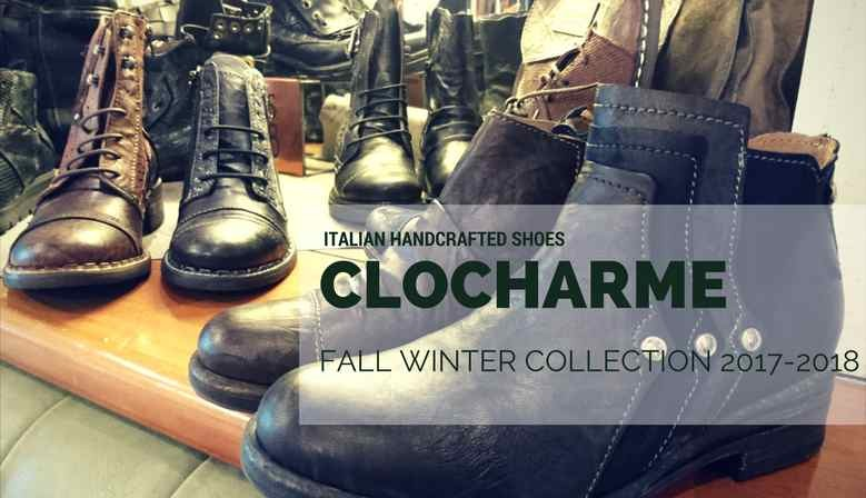 Clocharme hand crafted shoes made in Italy