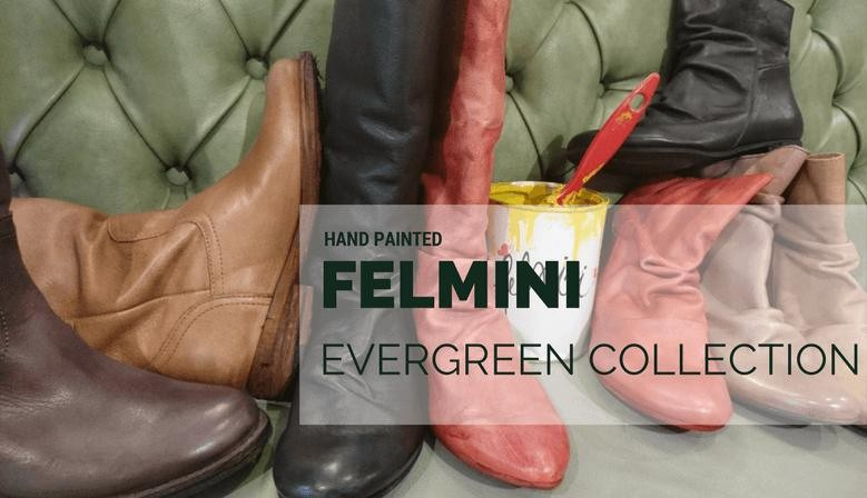 Felmini hand painted boots online